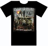 Iron Maiden - 'A Matter of Life and Death' T.Shirt